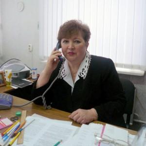 Татьяна Георгиевна Алесюк