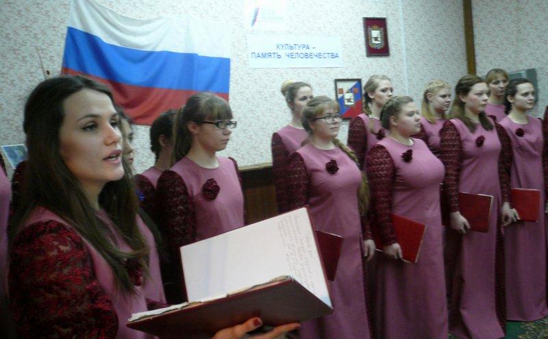 7 февраля в Смоленской областной специальной библиотеке для слепых состоялось торжественное открытие Года культуры