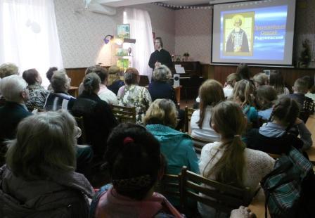 Сергий Радонежский: духовное служение Отечеству