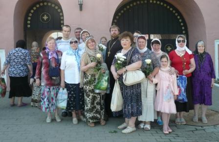 Читатели Смоленской библиотеки для слепых побывали в Брянске