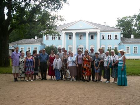 Поездка на родину композитора М.И. Глинки