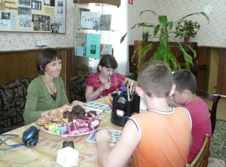 Сказкотерапия в рамках проекта «Инвалид в православной семье»