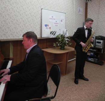 Благотворительный концерт композитора Олега Казьмина (г.Москва)