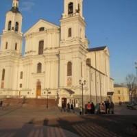 Успенский собор  г. Витебска
