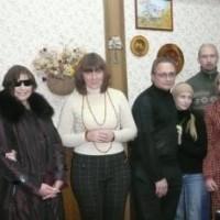 групповой портрет участников проекта Об искусстве от первого лица