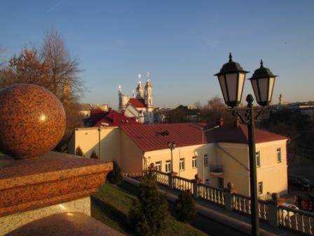 Путешествие к святыням г. Витебска