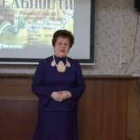 поет Галина Щербинина