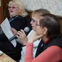 проба вокальных способностей под караоке