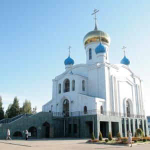 Паломническая экскурсия  в Храм Новомучеников и  Исповедников Российских в Смоленске.