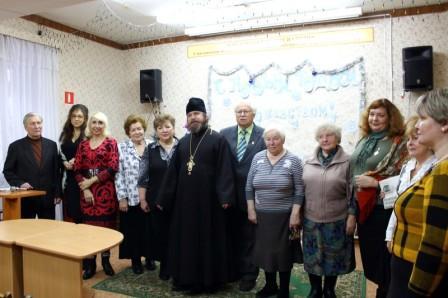 Книги, дарящие свет (Крещенские встречи). Творческая встреча с православными писателями