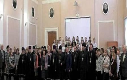 Итоги работы библиотек и кафедр православной литературы подвели в 2017 году на конференции