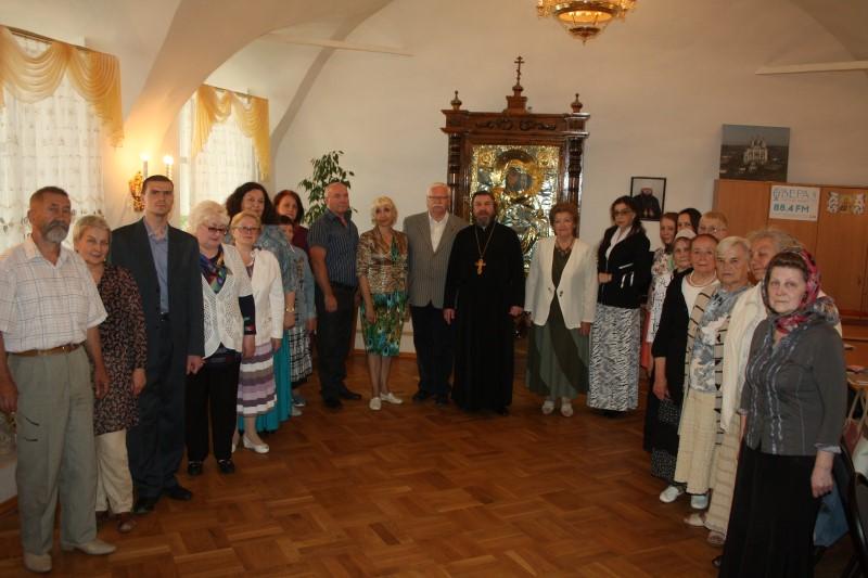 Июньское заседание православных писателей Смоленщины (18+)