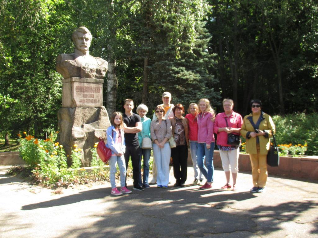 Путешествие «Клуба знатоков» в Пржевальское
