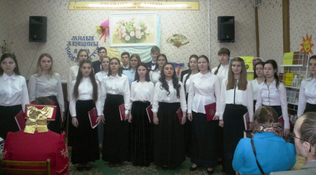 «Милые женщины, вам посвящается…» праздничный концерт (2+)