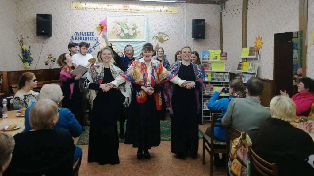 «Барыня Масленица!» фольклорный праздник (2+)
