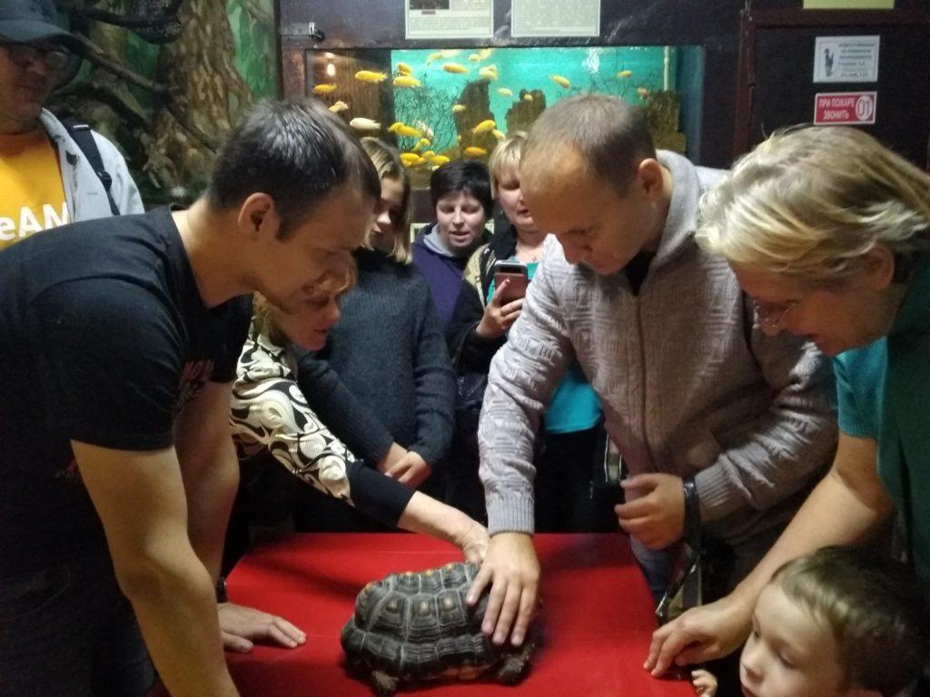Экскурсия в Смоленский зоопарк