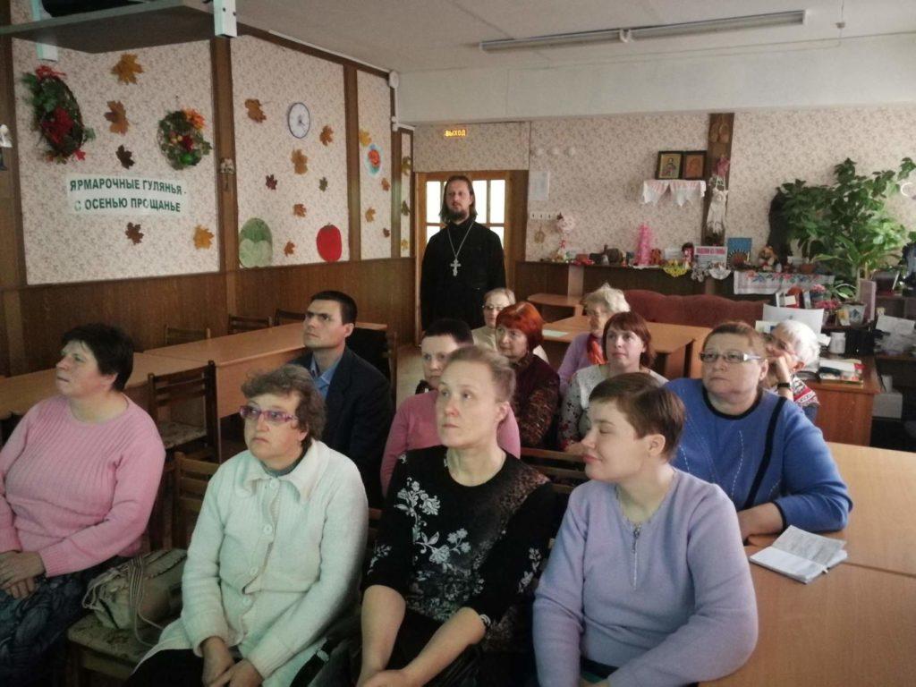 «Православный фильм приглашает…» видеолекторий (18+)