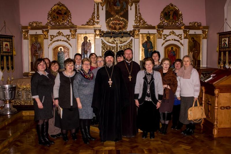 Итоги работы кафедры православной литературы за 2019 год
