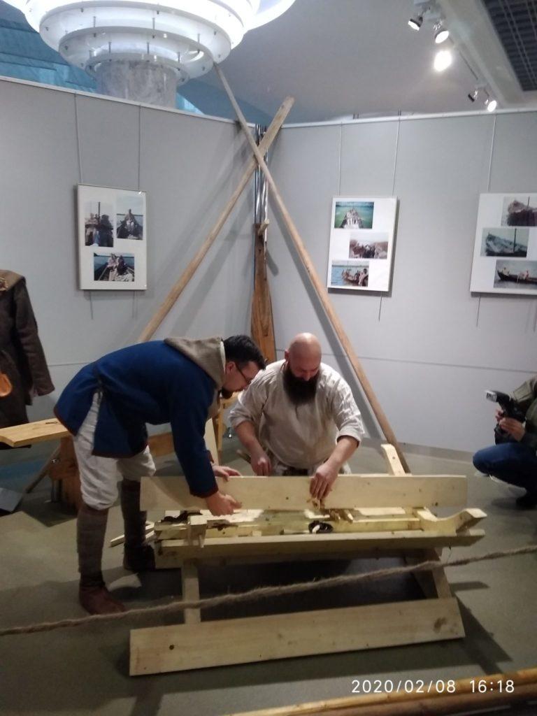 Выставка исторической реконструкции «Эпоха викингов»