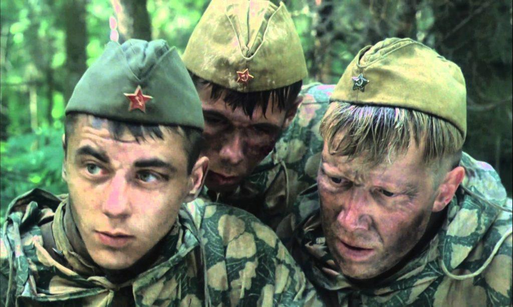 Киномарафон «Наша Победа» Военные фильмы с тифлокомментариями