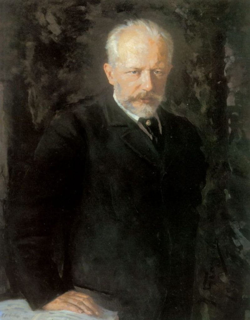 К 180-летию со дня рождения Петра Чайковского