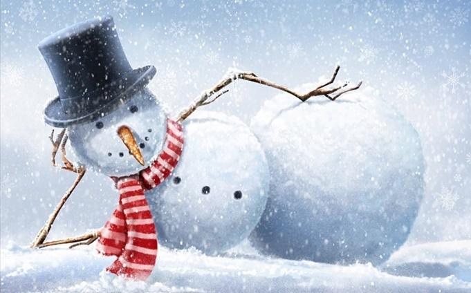 Международный день снеговика