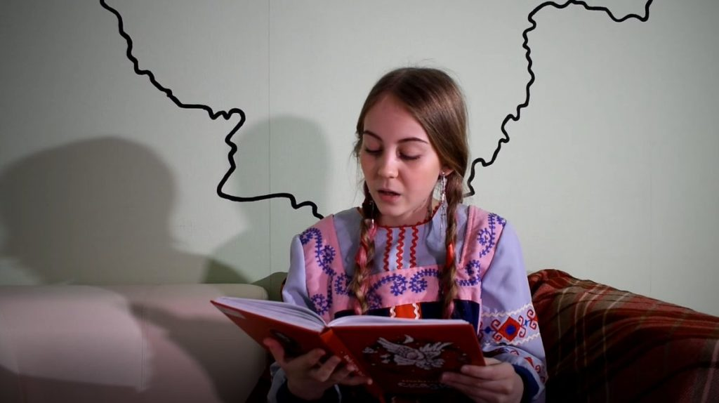 Читаем «Смоленские сказки»