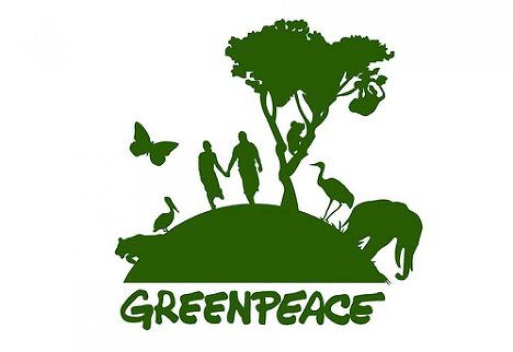 «Борьба за экологию «Green-peace»: радиопередача