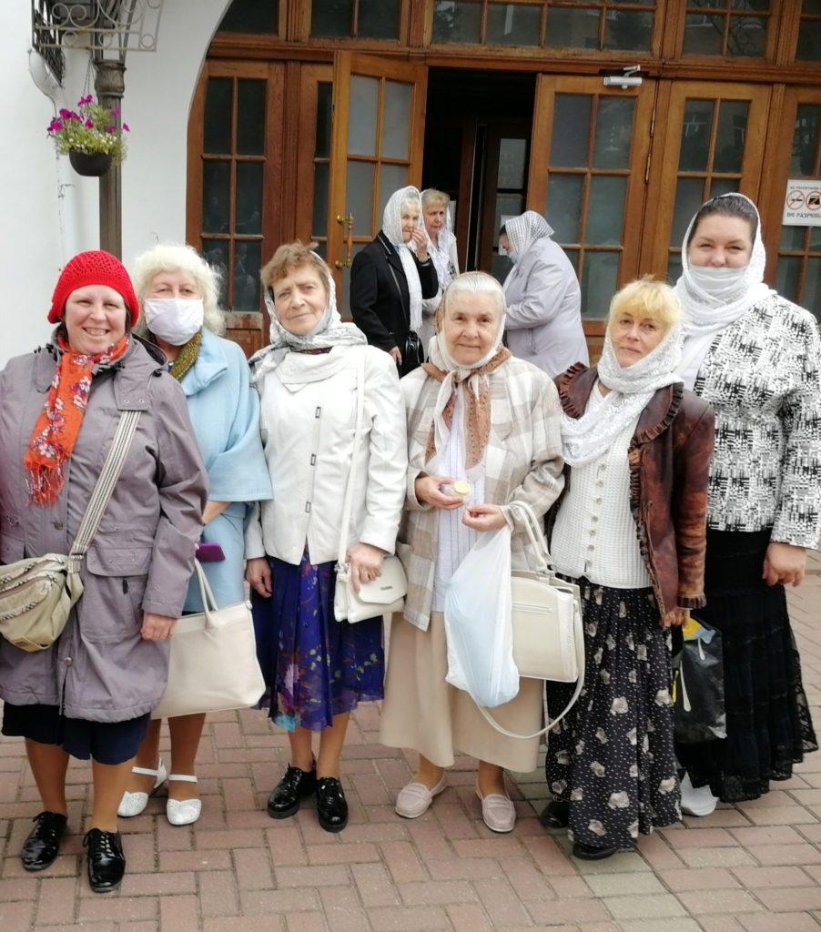 Экскурсия в Спасо-Преображенский Авраамиев мужской монастырь г. Смоленска
